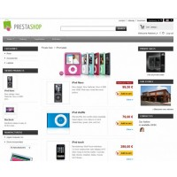 eCommerce Website System with 1GB SSD Storage - Choose your eCommerce Platform